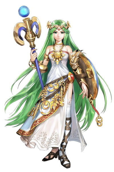 Lady Palutena