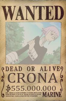 Wanted Crona