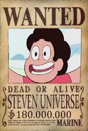 Wanted Steven-U