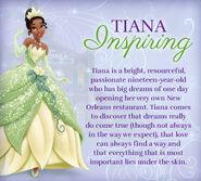 Tiana Inspiring