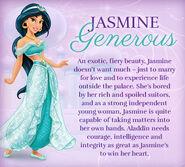 Jasmine Generous