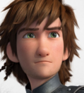 Hiccup Portrait