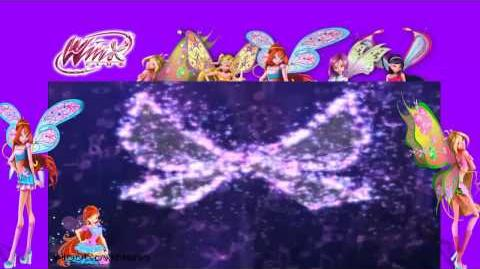 Winx Club - All Winx Enchantix HD!!