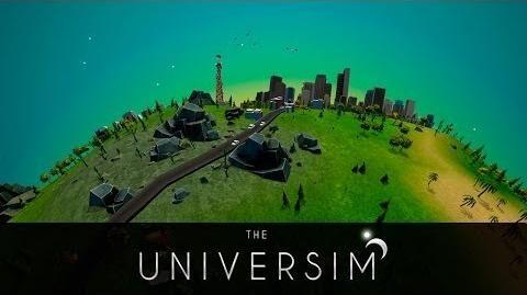The Universim Kickstarter Trailer