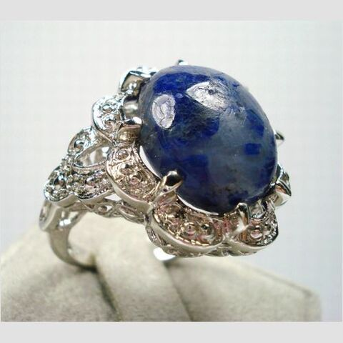 Caitlin's daylight ring given to her by Elijah