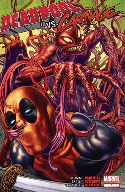 Deadpool vs Carnage -3