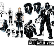 Valerio Schiti All New Venom Conept