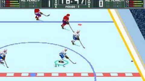 Radical - Brett Hull Hockey '95 - 1995