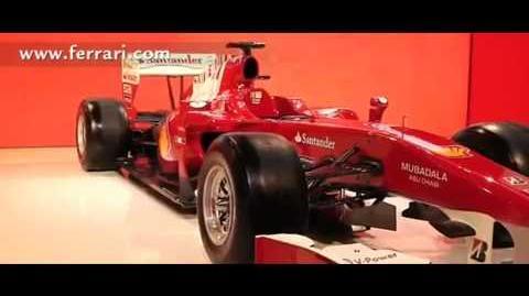 F1 2010 Scuderia Ferrari Marlboro F10 HD 1080p