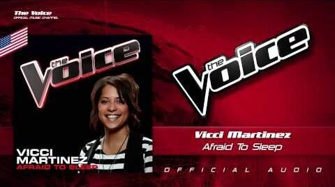 Vicci Martinez- Afraid to Sleep