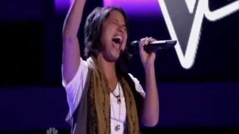 "Vicci Martinez - ""Rolling in the Deep"""