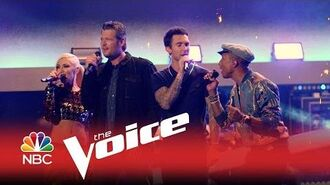 The Voice 2015 - The Voice Coaches Perform Each Other's Hits (Sneak Peek)