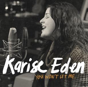 Karise Eden You wont Let me Album Cover