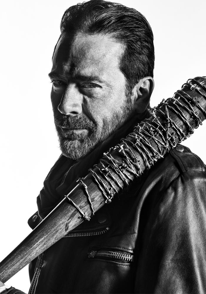 The Walking Dead Negan Tod