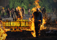 AMC NS Burning Walkers