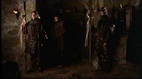 Monty Python and the Holy Grail - Guards Scene