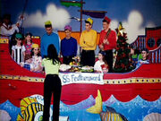 It'saChristmasPartyOnTheGoodshipFeathersword-1996Photo