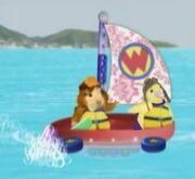 Bubble-Boat