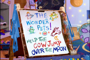 Save the Cow Who Jumped Over the Moon