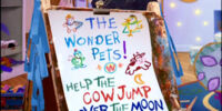 Help the Cow Jump Over the Moon