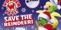 Save the Reindeer! (DVD)