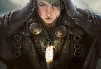 NPC - Madeleth Luminar