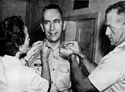 Ralph Haines, Jr. (BG) (promotion ceremony, 26 Jul 1960)