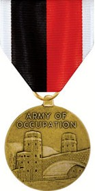 Army of Occupation Medal (full)