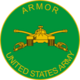 U.S. Army Armor, branch plaque