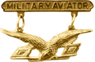 Signal Corps Military Aviator Badge