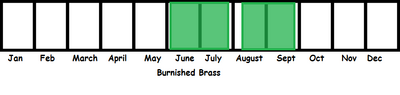 Burnished Brass TL