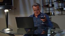 Ian wine glass