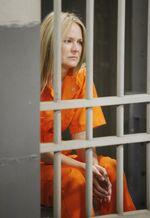 Sharon incarcerated