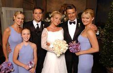 Newman family wedding