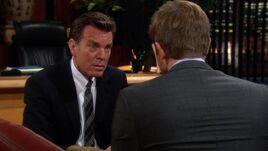Jack talks to Billy