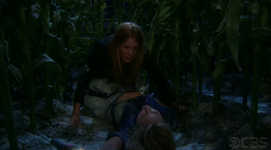 Phyllis tries to save sharon