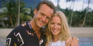 Paul Chris honeymoon