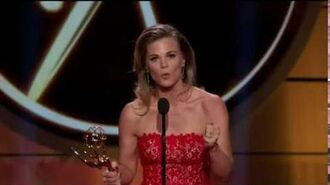 Daytime Emmy Awards 2017 Lead Actress Winner Gina Tognoni
