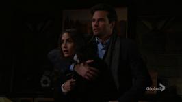 Joe grabs Lily
