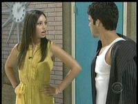 Jana argues with Kevin