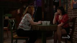 Mariah gives Tessa advice