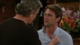 Victor threatens Adam