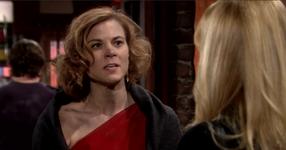 Phyllis angry