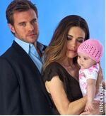 Villy with Lucy
