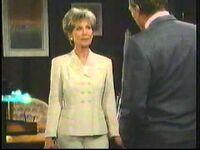 John confronts Dina