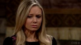 Abby tears