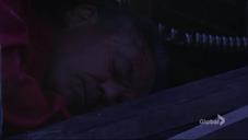 Ian unconscious