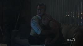 Jack comforts Phyllis