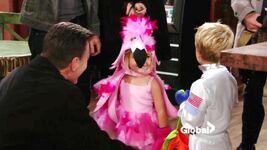 Katie the Pink Flamingo