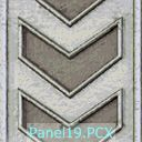 DromEd Texture fam ArtDeco Panel19